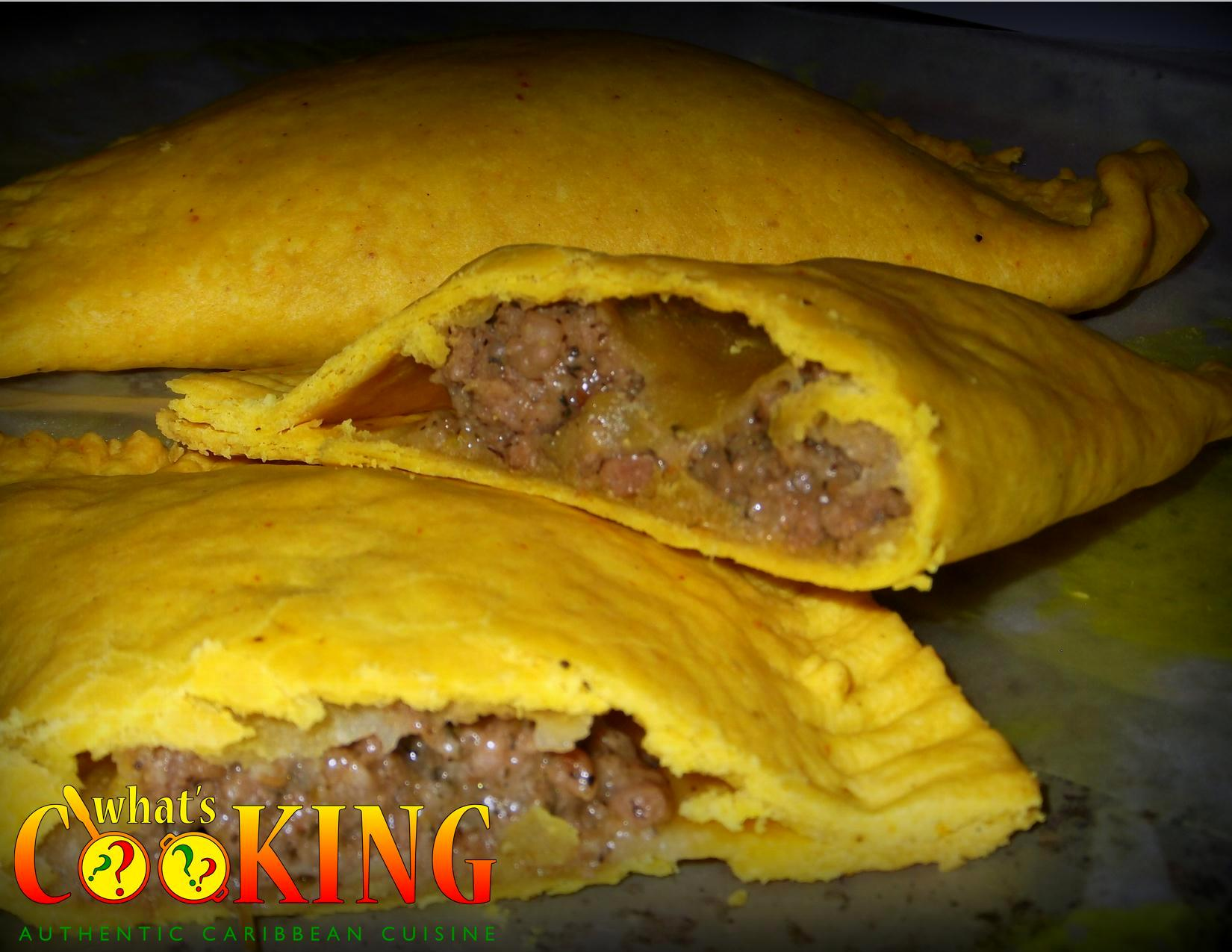 Jamaican Patties – Sian's Cooking