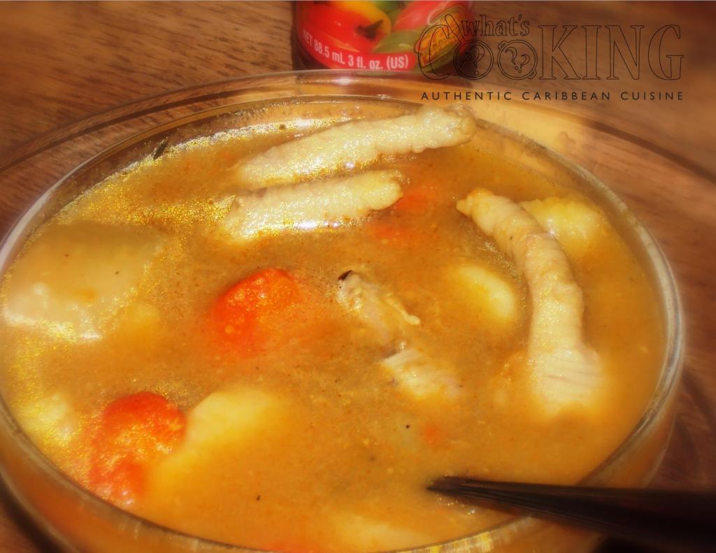 bowl a soup