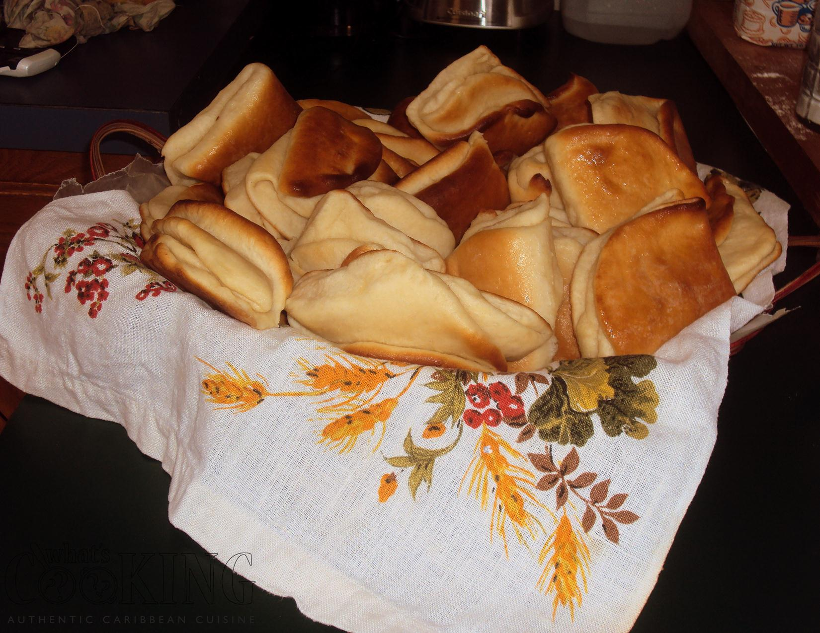 Jamaican Patties And Coco Bread