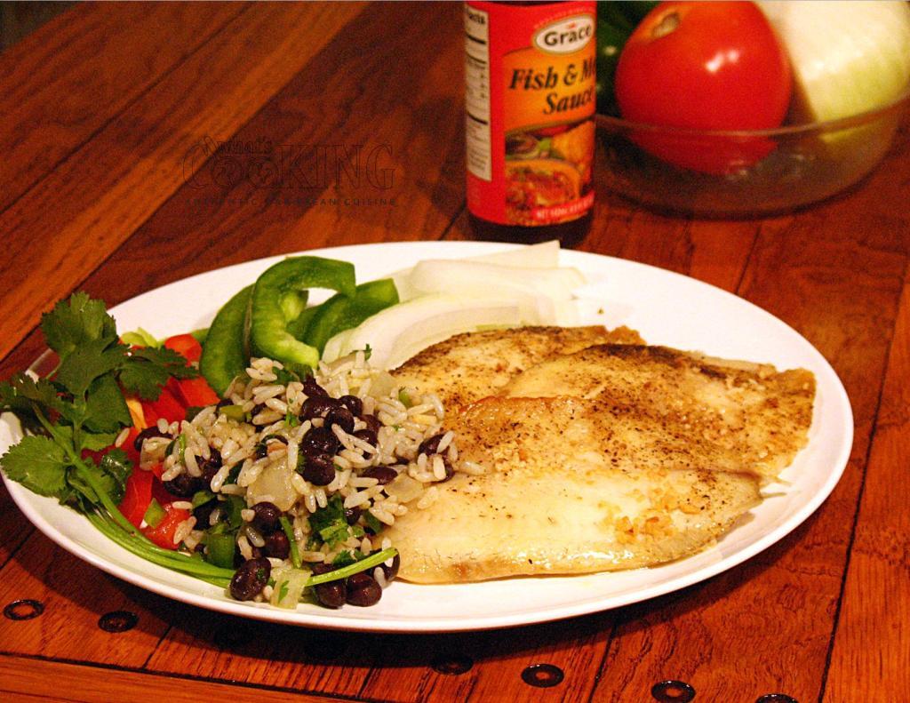 fish dinner II