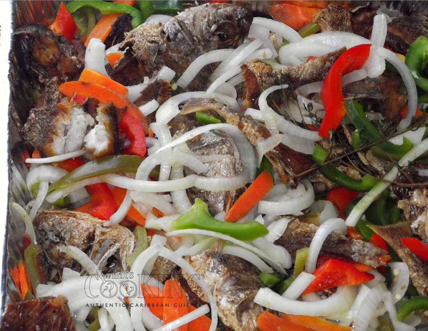 Image gallery jamaican fry fish for Croaker fish recipe