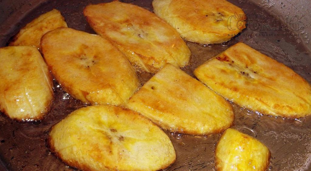 frying plantain II