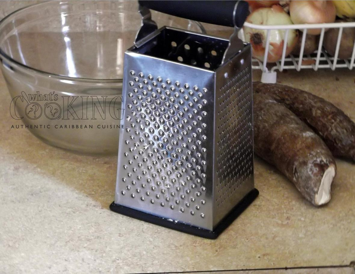 large grater