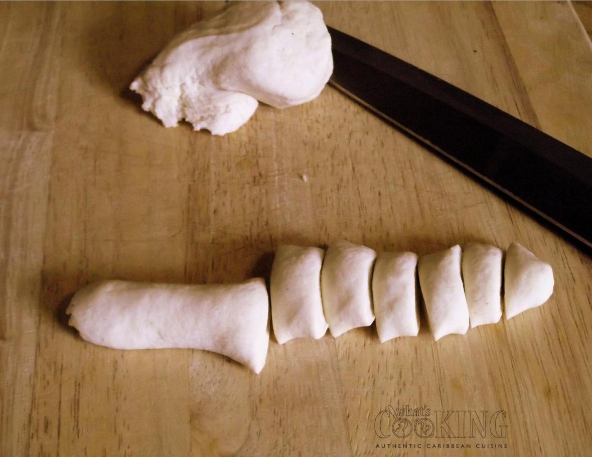 making dumpling II