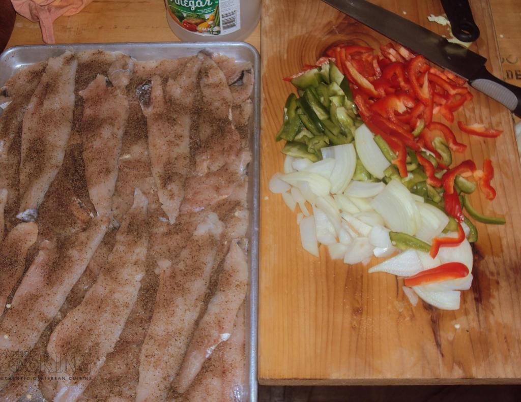 seasoned fish filets II