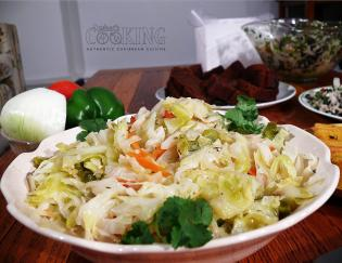 steamed cabbage (2)