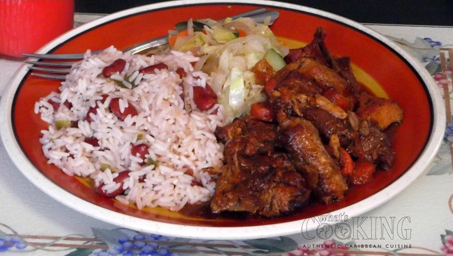 Rice & Peas | Sian...