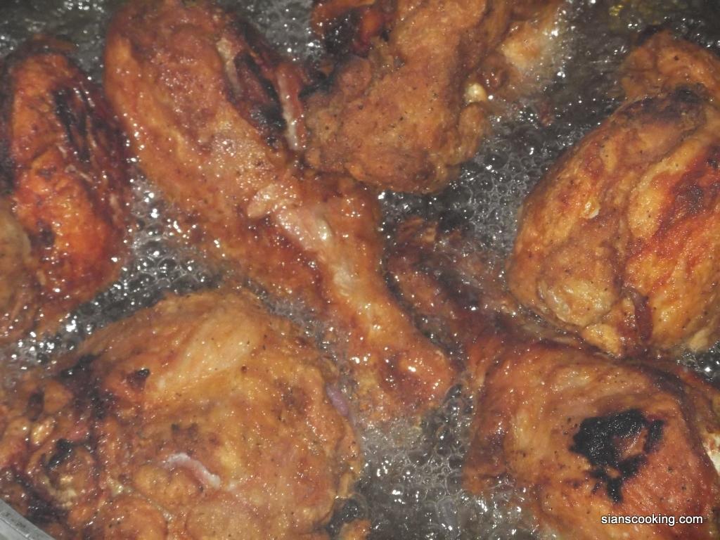 4-fried chicken